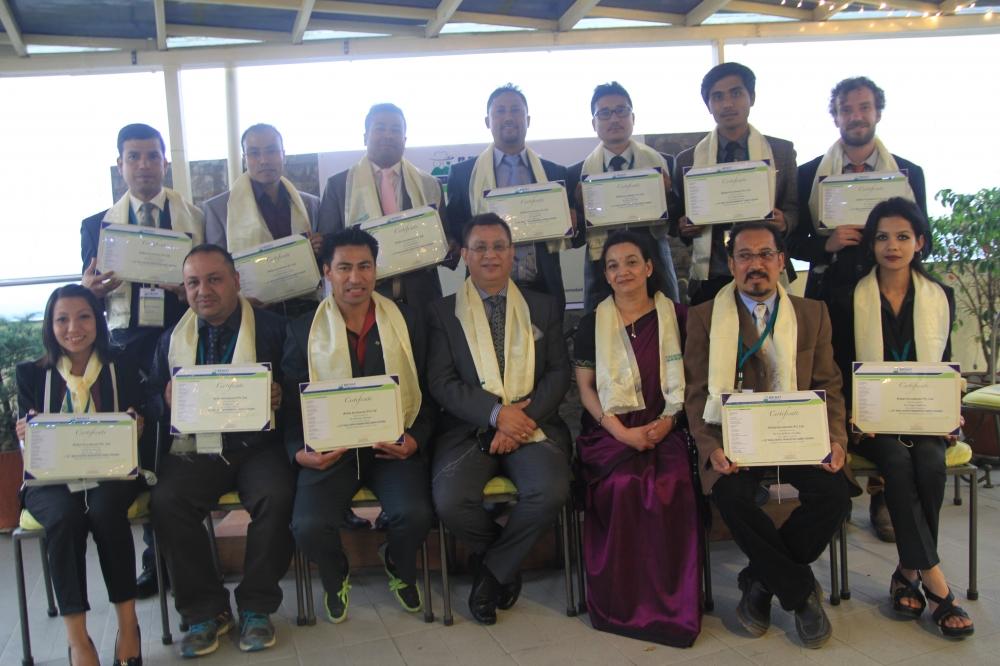 Tenth REMA Course 2015