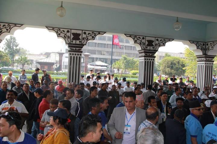 FNCCI Election Gathering