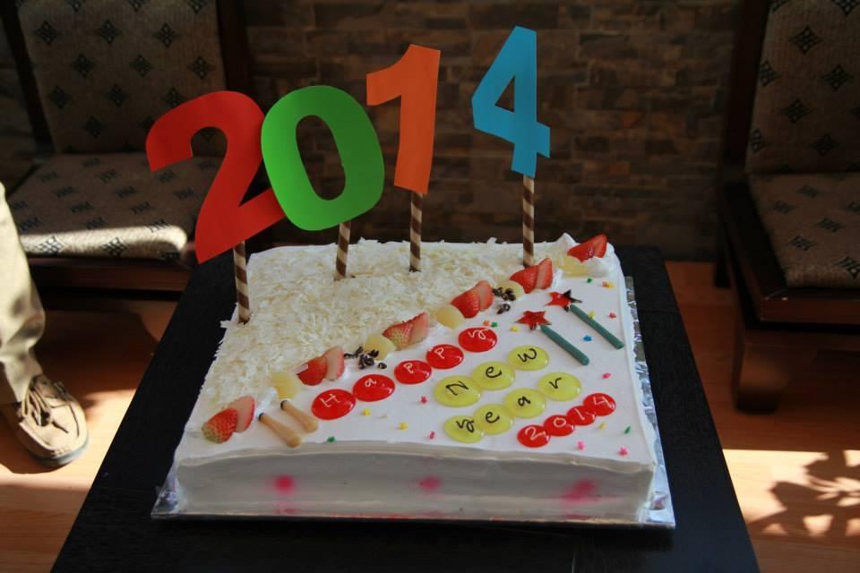 Brihat Group celebrating New Year 2014